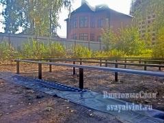 свайно-винтовой фундамент Раменское и Москва, Воскресенск