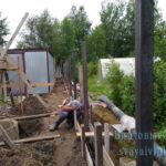 постройка забора Раменское и Москва