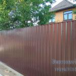 построить забор Раменское и Москва