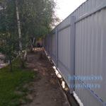 забор на заказ железный Раменское и Москва